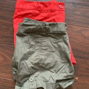 Bundle of 2 shorts- The Limited